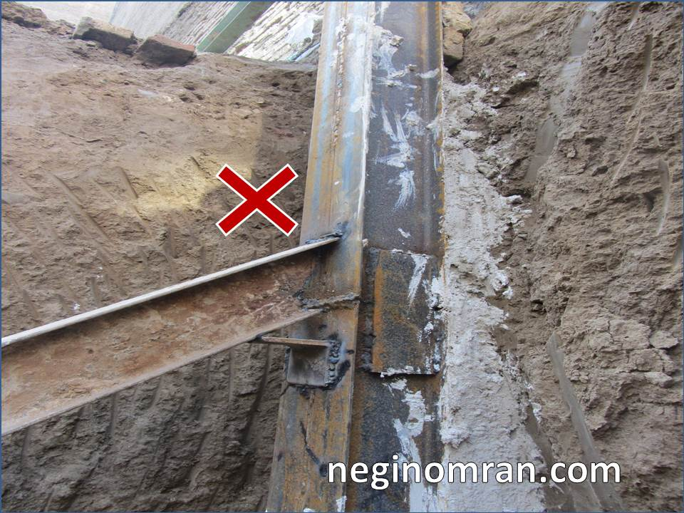 neginomran- incorrect welding truss